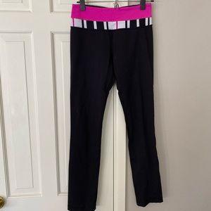 Lululemon Straight Leg Yoga Pants